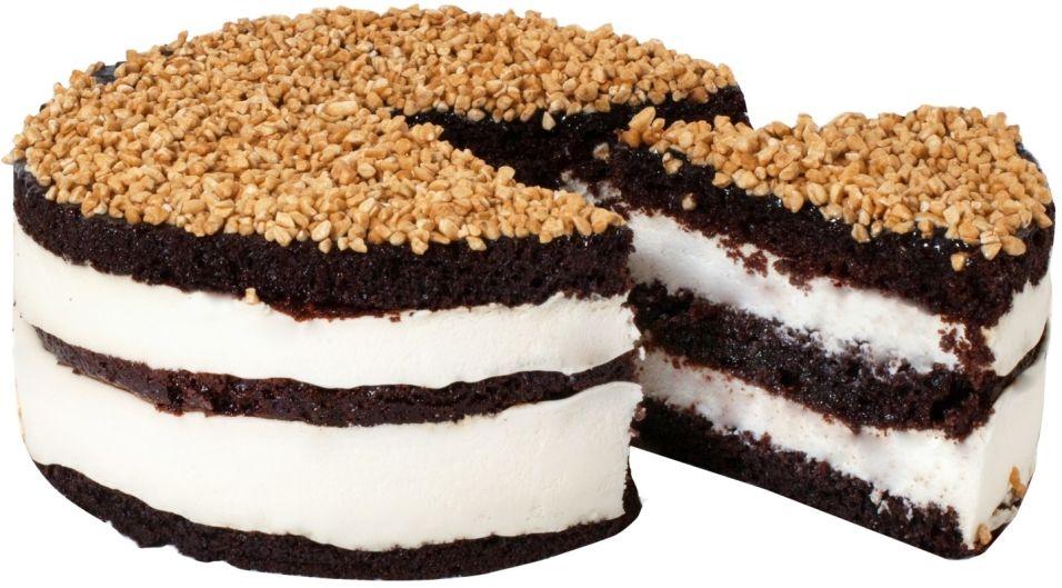 Торт Ресторанная Коллекция Рикотта с шоколадом 650г