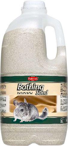 Наполнитель для грызунов Padovan Bathing Send Песок для купания шиншил 2л