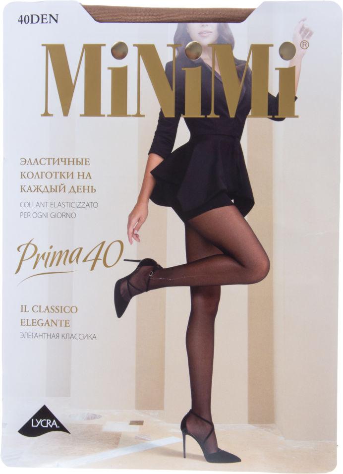 Колготки Minimi Prima 40 Caramello Размер 3
