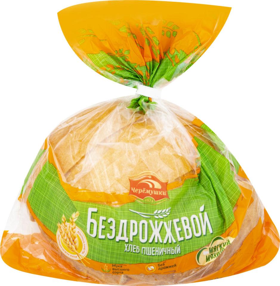 Хлеб Черемушки бездрожжевой нарезной 320г