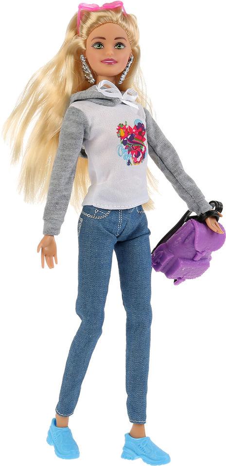 Кукла Shantou City София с рюкзаком