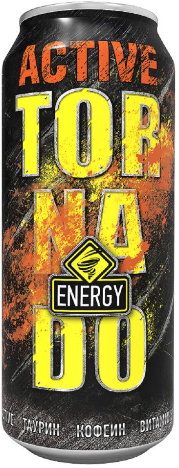 Напиток Tornado Active энергетический 450мл