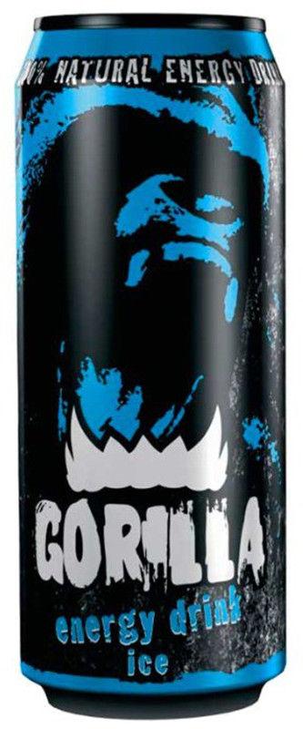 Энергетический напиток Gorilla Mint 450мл