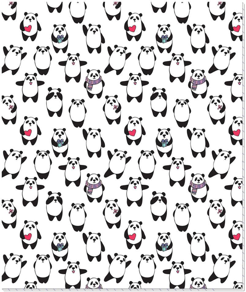 Тетрадь общая №1 School Pandas A5 48л