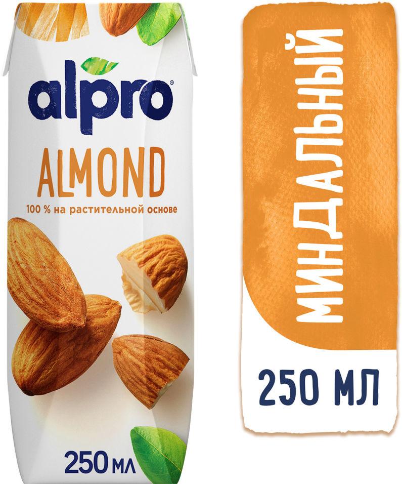 Напиток миндальный Alpro без глютена 1.1% 250мл
