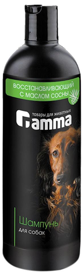 Шампунь для собак Gamma восстанавливающий 250мл