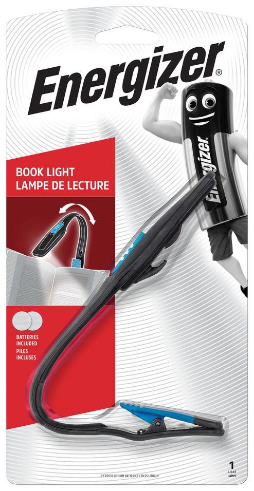 Фонарь Energizer Book Light + 2CR2032