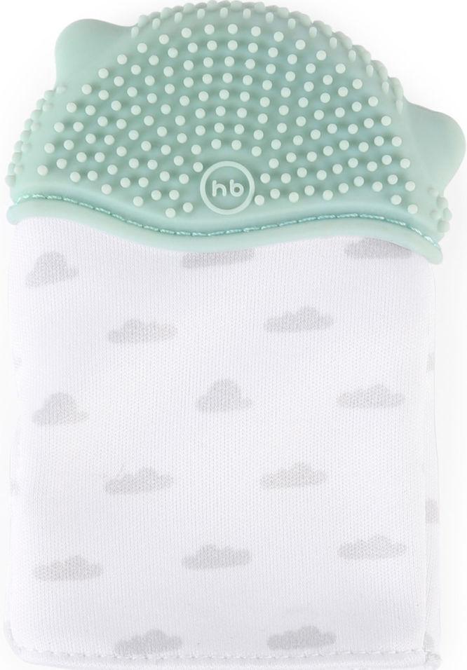 Прорезыватель-рукавичка для зубов Happy Baby Olive