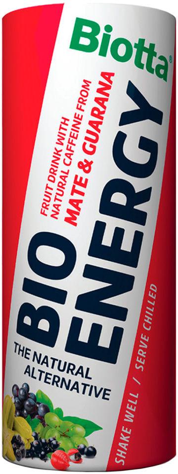 Напиток сокосодержащий Biotta БИО-Энергия 250мл