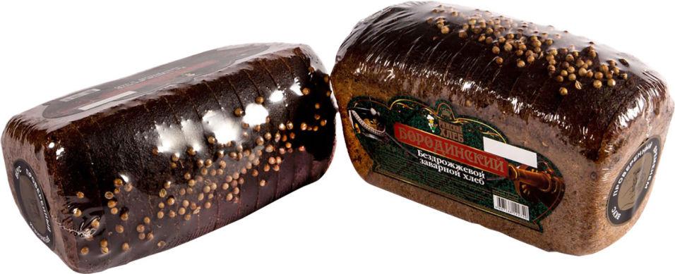 Хлеб Рижский Хлеб Бородинский формовой 300г