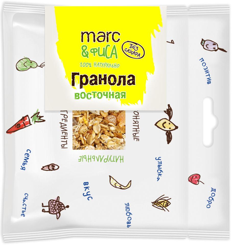 Гранола Marc&Фиса Восточная с протеином 50г
