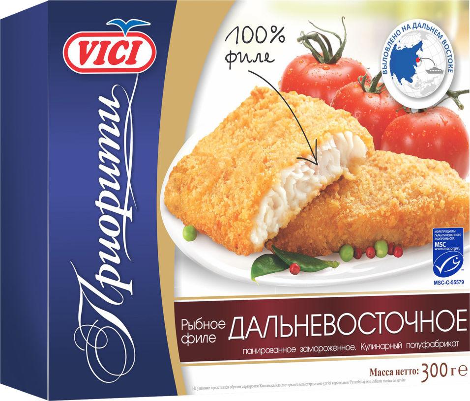 Филе рыбное Vici Дальневосточное 300г