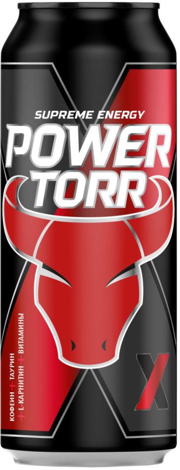 Напиток Power Torr X энергетический 450мл