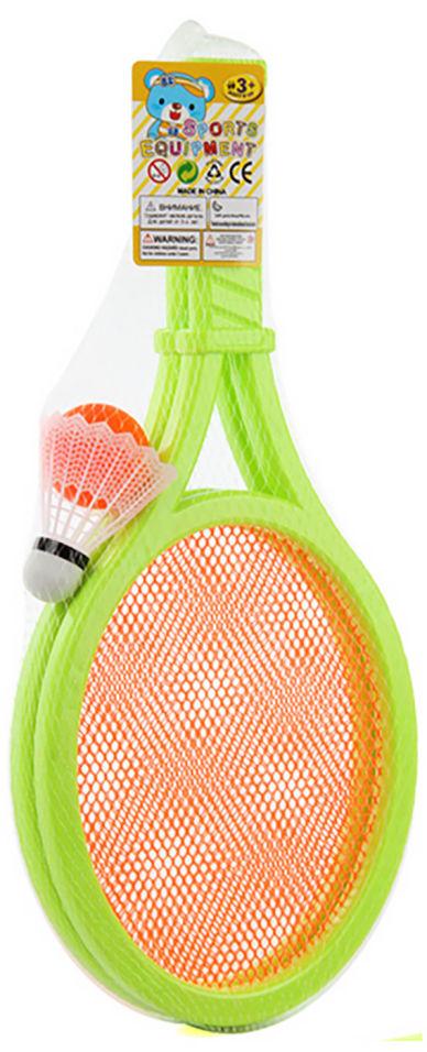 Игровой набор Veld Co ракетки с воланчиком и мячом