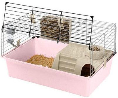 Клетка для грызунов Ferplast Cavie 15 Tris цветная