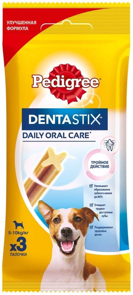 Отзывы о Лакомстве для собак Pedigree Dentastix 45г