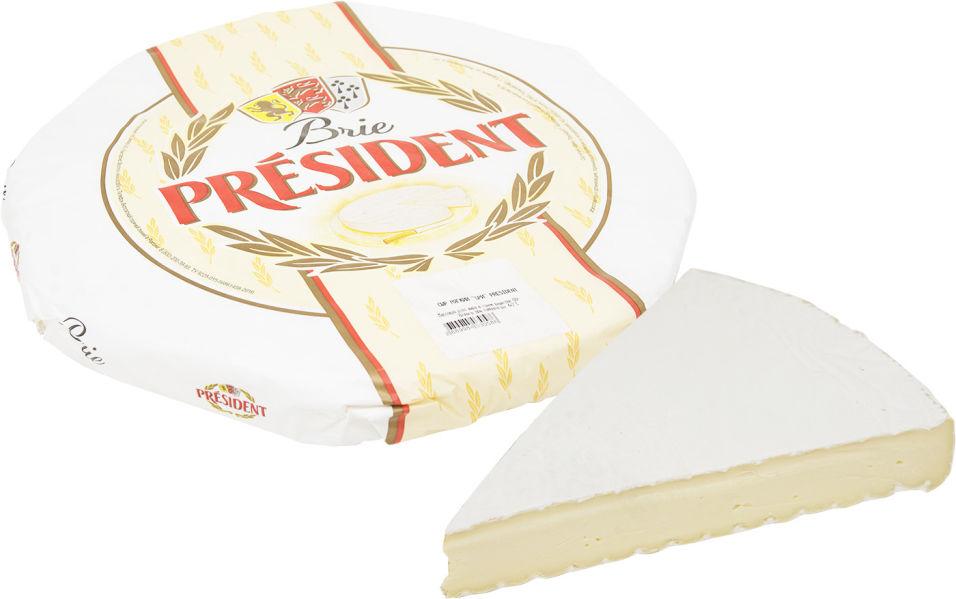 Отзывы о Сыре President Бри мягкий с белой плесенью 60%