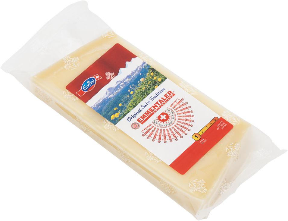 Отзывы о Сыре Emmi Эмменталер 45% 200г