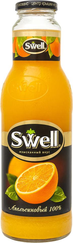 Сок Swell Апельсиновый с мякотью 750мл