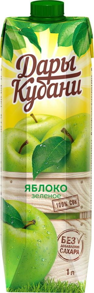 Сок Дары Кубани Яблочный 1л
