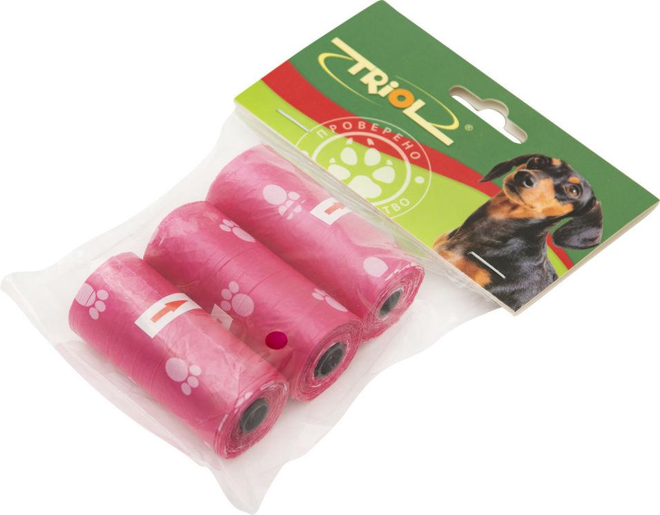Пакеты Triol сменные гигиенические 3шт в ассортименте
