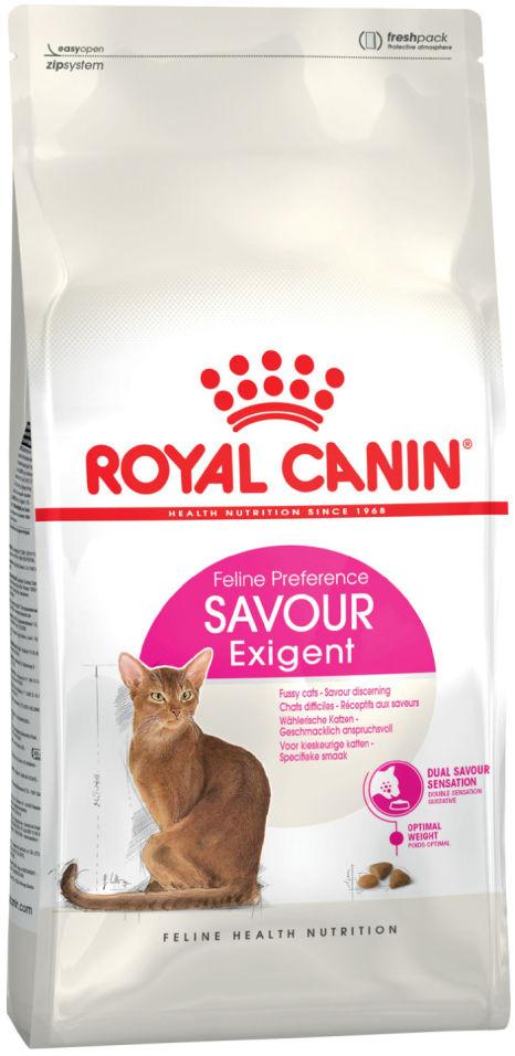 Сухой корм для кошек Royal Canin Savour Exigent 35/30 Птица 2кг