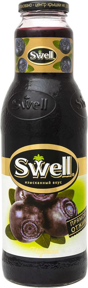 Нектар Swell Черника 750мл