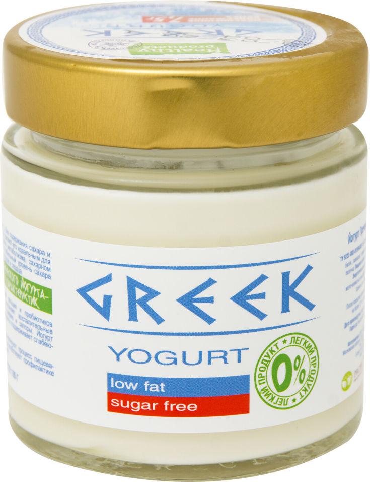 Отзывы о Йогурте Полезные продукты Греческий Натуральный 0% 165г