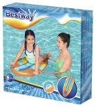 Доска надувная Bestway для плавания с ручками 114*46см