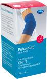 Бинт Peha-haft самофиксирующийся 4м*10см синий