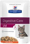 Влажный корм для кошек Hills i/d при расстройствах пищеварения с курицей 85г