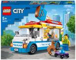 Конструктор LEGO City Great Vehicles 60253 Грузовик мороженщика