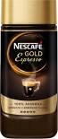 Кофе растворимый Nescafe Gold Espresso 85г