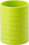 Стакан для зубных щеток Swensa Trenro зеленый
