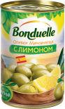 Оливки Bonduelle Мансанилья с лимоном 314мл