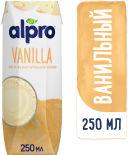 Напиток соевый Alpro Soya Ваниль без глютена 1.8% 250мл