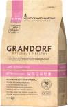 Сухой корм для кошек Grandorf Kitten Ягненок с рисом 400г