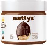 Паста Nattus арахисовая с какао и медом 325г
