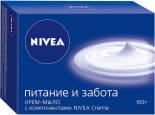 Крем-мыло Nivea Питание и забота 100г