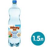 Вода Honey Kid детская негазированная 1.5л