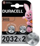 Батарейки Duracell 3V Lithium CR2032 2шт