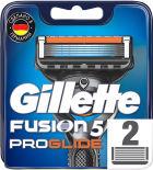 Кассеты для бритья Gillette Fusion Proglide 2шт