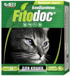 БиоОшейник для кошек Fitodoс 35см