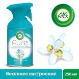 Освежитель воздуха Air Wick Pure Весеннее настроение 250мл