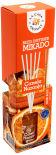 Ароматизатор воздуха La Casa de los Aromas Апельсин и корица жидкий с палочками 50мл