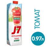 Сок J-7 Томатный 970мл