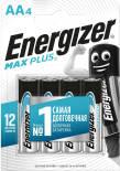 Батарейки Energizer Maximum AA 4шт