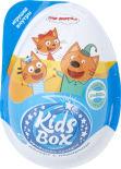 Яйцо с игрушкой Три кота Kids Box 20г