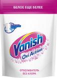 Пятновыводитель и отбеливатель Vanish Oxi Action Кристальная белизна 500г