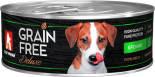 Корм для собак Зоогурман Grain Free Deluxe со вкусом кролика 100г